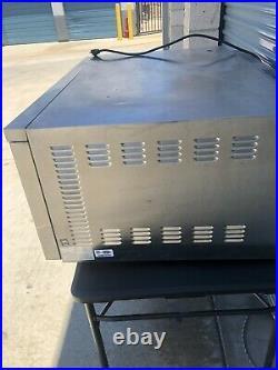 Moffat Turbofan 27 electric countertop oven