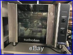 Moffat Turbofan E31D4 Half-Size Digital/Electric Countertop Convection Oven