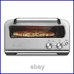 NEW Breville BPZ820BSS The Smart Pizzaiolo Countertop Pizza Oven BrandNew Sealed