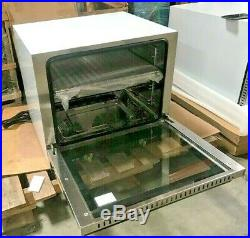 NEW Commercial Half Size 1/2 Electric Steam Convection Counter Top Oven NSF