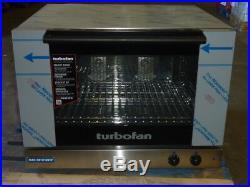 NEW Moffat Turbofan (E28M4) Full Size Electric Countertop Convection Oven