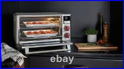 NEW Wolf Gourmet Countertop Oven WGCO150S New in Box with Red Knobs