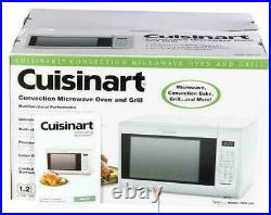 New Cuisinart Convection Microwave Oven & Grill CMW-200