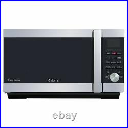 New Galanz 3-in-1 Microwave Oven with Air Fry Convection, Combi-Speed, 1000W