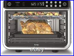 New Ninja DT201 Foodi 10-in-1 XL Pro Air Fry Digital Countertop Convection Oven