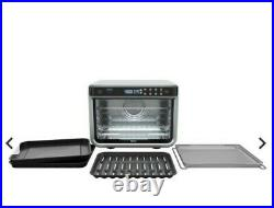 Ninja DT201 Foodi 10 in 1 XL Pro Air Fry Countertop Convection Toaster Oven