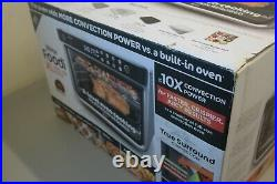 Ninja DT201 Foodi 10 in 1 XL Pro Air Fry Countertop Convection Toaster Oven (OB)