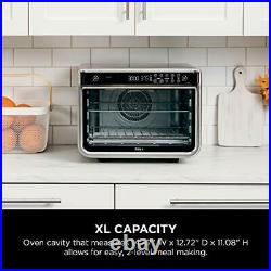 Ninja DT251 Foodi 10-in-1 Smart Air Fry Digital Countertop Convection Toaster Ov