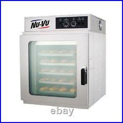 Nu-Vu RM-5T Electric Countertop V-Air Convection Oven 208 Volts