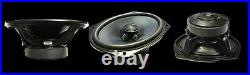 OPEN BOX Diamond Audio MS69CX 6 x 9 500W Max 125W RMS 2-way Coaxial Speakers