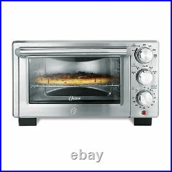 Oster Designed for Life Countertop Convection Toaster Oven, Stainless Steel