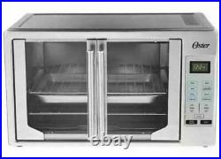 Oster Digital French Door Countertop Oven Turbo Convection Free Shipping