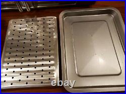 Oster Digital French Door Countertop Oven Turbo Convection Oven EUC TESTED