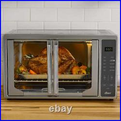 Oster Digital French Door With Air Fry Countertop Oven