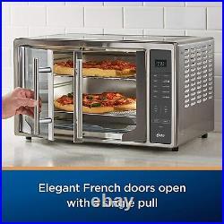 Oster Digital French Door with Air Fry Countertop Oven 1700 Watt
