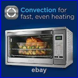 Oster Extra Large Digital Countertop Convection Oven, Stainless Steel
