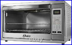 Oster Extra Large Digital Countertop Convection Oven, Stainless Steel TSSTTVDGX