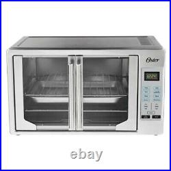 Oster TSSTTVFDDG Digital French Turbo Convection Countertop Oven Brushed St