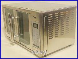 Oster TSSTTVFDDG Digital French Turbo Convection Countertop Oven Stainless
