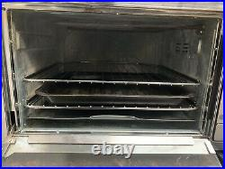 Oster TSSTTVXLDG Extra-Large Convection Countertop Toaster Oven Stainless