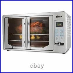Oster Tssttvfddg Digital French Door Toaster Convection Oven Broiler
