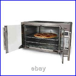 Oster Tssttvfddg-ds Digital French Door Toaster Convection Oven Broiler