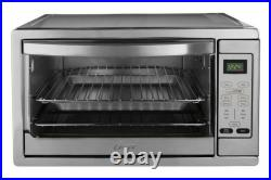 Oster XL Interior Convection Oven bake Toast Stainless Steel Digital Countertop