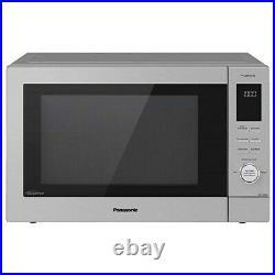 Panasonic NN-CD87KS Countertop HomeChef 4-in-1 Microwave Oven 1.2 Cu. Ft Capacity