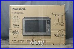 Panasonic NN-CD87KS Home Chef 4-in-1 Microwave Oven with Air Fryer, Convection