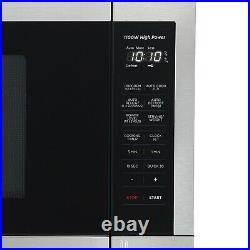 Panasonic NN-SB658S 1.3 cu ft Inverter Microwave Oven Stainless Steel Countertop