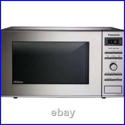 Panasonic NN-SD372S 0.8 Cu. Ft. Countertop Microwave Oven Stainless Steel
