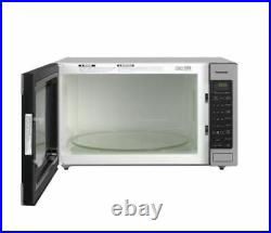 Panasonic NN-T945SF Luxury Full Size Microwave Oven 2.2 Cu-Ft. NEW SEAL