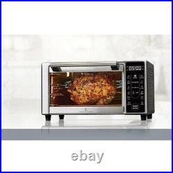 Power Air Fryer Extra Large Countertop Oven Kitchen Multi Cooker Toast Slow Cook