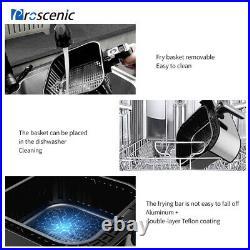 Proscenic 5.8QT Alexa Air Fryer 1700W LED Hot Air Countertop Oven Oilless Cooker