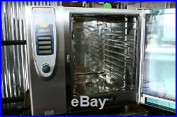 Rational SCC102G GAS OVEN COMBI SELF COOKING CENTER Catering Cafeteria School