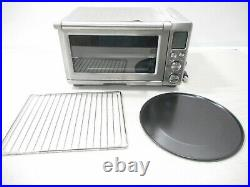 ReadBreville BOV845BSS The Smart Oven Pro 1800W Convection Toaster