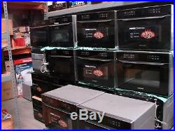 Samsung MC12J8035CT Black Stainless Steel Convection Microwave oven 1.2 Cu. Ft