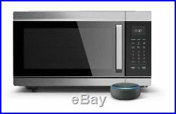 Smart Pro Convection Oven, Microwave, Air Fryer, 4 in 1 Oven With Amazon Alexa