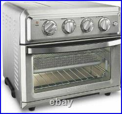 Toaster Oven Broiler Built-In Air Fryer Full-Size Countertop Commercial Kitchen