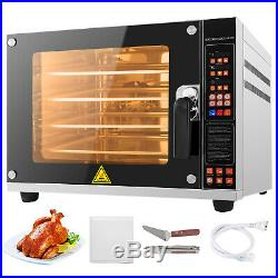 Toaster Oven Convection Oven with Spray Function 4-Tier Convection Toaster Oven