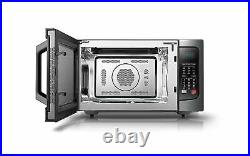 Toshiba EC042A5C BS Kitchen Microwave Oven Countertop Black Stainless Steel New
