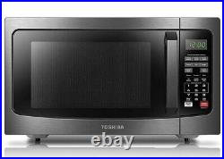 Toshiba EC042A5C-CHSS 1000W Convection Microwave Oven BLack Stainless Steel
