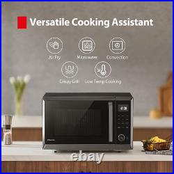 Toshiba ML2-EC10SA(BS) 4-In-1 Microwave Oven with Healthy Air Fry, Convection Co