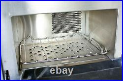 TurboChef Sota High-Speed Accelerated Cooking Countertop Oven 208/240V VENTLESS