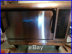 TurboChef Tornado 2 NGC High Speed Rapid Cook Convection Microwave Excellent