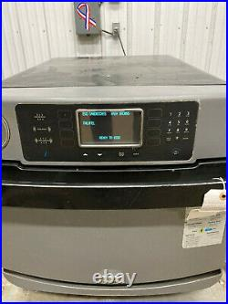 Turbo Chef Subway High Speed Rapid Accelerated Pizza Sub Sandwich Oven Encore 2