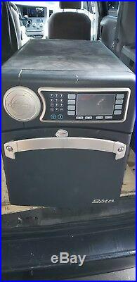 Turbochef sota 2011 high speed accelerated cooking countertop ovens angi-79