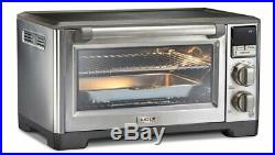WOLF GOURMET WGCO170S, Countertop Convection Oven Elite STAINLESS KNOBS WGCO150S