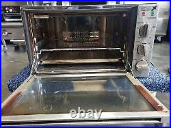 Waring 500X Half-Size Countertop Convection Oven, 120v