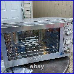 Waring Commercial WCO500X Half Size Pan Convection Oven Open Box